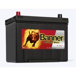 Banner Power Bull P70 24 12V 70Ah autó akkumulátor P70 24 ASIA bal+