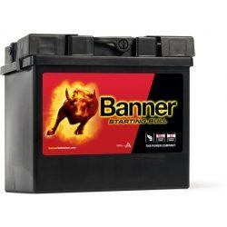 Banner Starting Bull 12V 30Ah akkumulátor 53030 jobb+