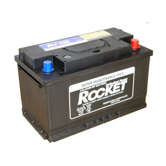 Rocket 90Ah 12V autó akkumulátor 59042 jobb+