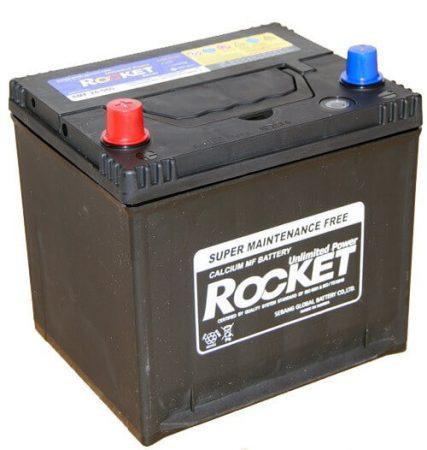 Rocket 54Ah 12V autó akkumulátor 26-560 ASIA bal+