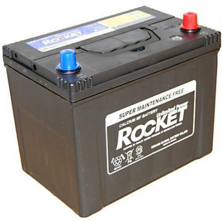 Rocket 75Ah 12V autó akkumulátor NX110-5L ASIA jobb+