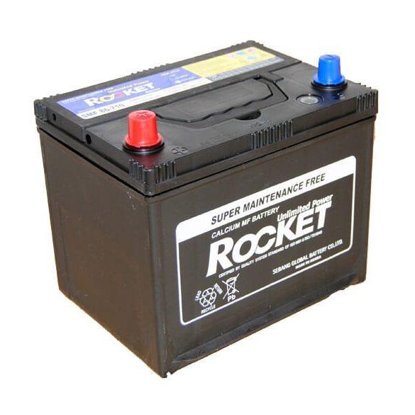 Rocket 66Ah 12V autó akkumulátor 86-710 ASIA bal+