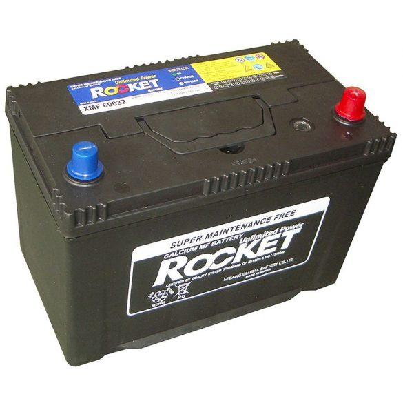 Rocket 100Ah 12V autó akkumulátor XMF 60032 ASIA jobb+