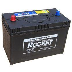 Rocket 120Ah 12V teherautó akkumulátor 31-1000A közép+