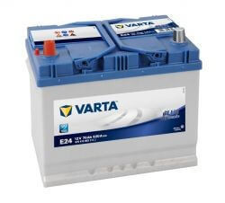 VARTA 12V 70Ah 630A E24 Blue Dynamic akku 570413 (261*175*220mm )