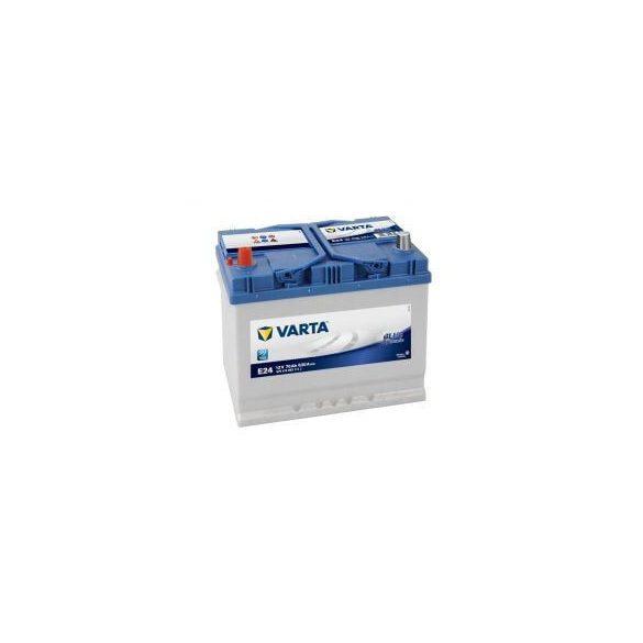 VARTA 12V 70Ah 630A E24 Blue Dynamic akku 570413 (261*175*220mm )