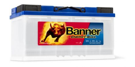 Banner Energy Bull 957 51 12V 100Ah autó akkumulátor