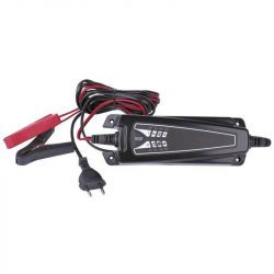 EE04A 6V12V 4A autó akkumulátor töltő