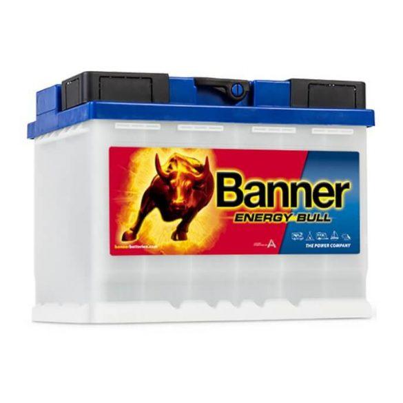 Banner Energy Bull 955 01 lakókocsi akkumulátor 12V 70Ah BAL+