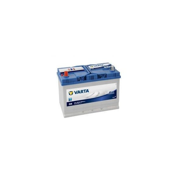 VARTA 12V 95Ah 830A G8 Blue Dynamic ASIA akkumulátor 595405 bal+