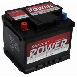 Electric Power 12V 45Ah 360A BAL+ autó akkumulátor