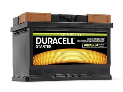 Duracell Prémium 12V 55Ah 450A JOBB+ autó akkumulátor