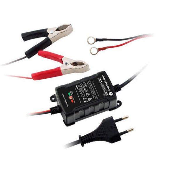 EverActive CBC-1  6/12V autó akkumulátor töltő