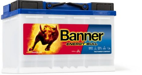 Banner Energy Bull 12V 80Ah munka akkumulátor 956 01