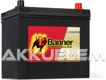 Banner Running Bull EFB 56515 12V 550A 65Ah autó akkumulátor ASIA JOBB+