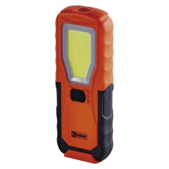 P4110 szerelőlámpa 5W 350lm COB LED + 0,5W LED