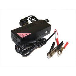 48V 2A ólomsavas akkumulátor töltő
