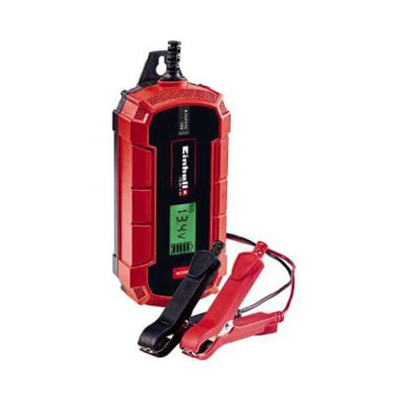 Einhell 4A 12V autó akkumulátor töltő CE-BC 4M
