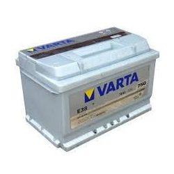 Varta Silver Dinamic 12V 74Ah 750A 574402 autó akkumulátor jobb+