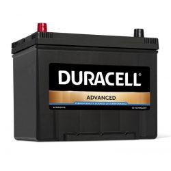 Duracell Premium 12v 70Ah 720A autó akkumulátor ASIA BAL+