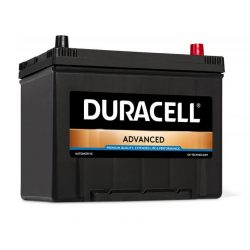 Duracell Premium 12v 70Ah 720A autó akkumulátor ASIA JOBB+