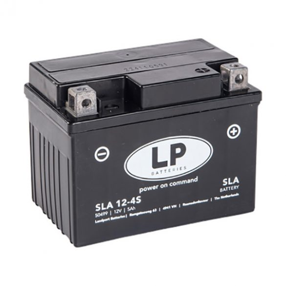 LP MKP AKKU 12V 4.5Ah 45A SLA 12-4S 114x71x86mm J+ YTX4L-BS helyett GyZ