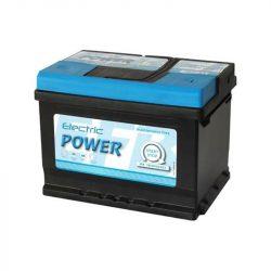 Electric Power 12V 60Ah 640A jobb+ 241175190 START-STOP EFB
