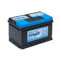 Electric Power 12V 65Ah 680A jobb+ 276175175 START-STOP EFB