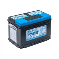 Electric Power 12V 70Ah 760A jobb+ 276175190 START-STOP EFB