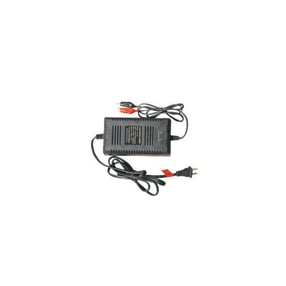 24V 2A ólomsavas akkumulátor töltő